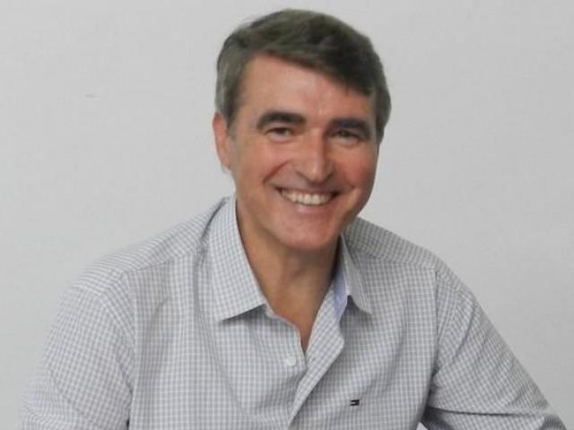 Jordi Raül Verdú, autor del manifest del 9 d'octubre d'Alcoi 2016