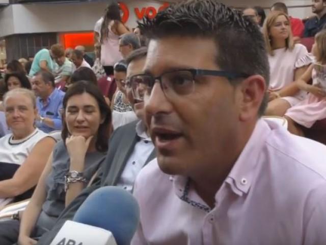 Jorge Rodríguez, fins ara president de la Diputació de València i alcalde d'Ontinyent