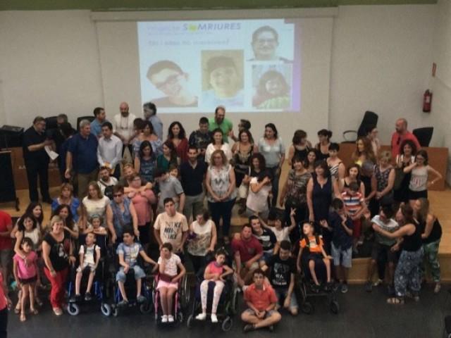 Jornada de convivència organitzada per l'Associació comarcal Somriures / Associació Somriures