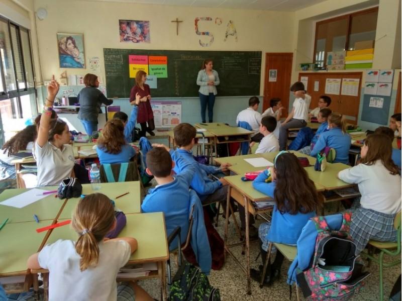L'Ajuntament d'Alcoi impulsa per segon any consecutiu el projecte 'Educació per a la participació' / Ajunt.Alcoi
