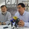 L'alcalde Toni Francés, i el regidor Manolo Gomicia/Aj.