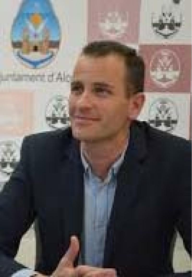 Alberto Belda, regidor de personal