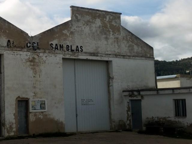 L'Ajuntament de Bocairent cedeix a ACIF Mariola Verda un dels locals de l'antiga cooperativa agrícola / Ajunt. Bocairent
