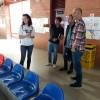 Visita al Poliesportiu / Ajuntament de Cocentaina