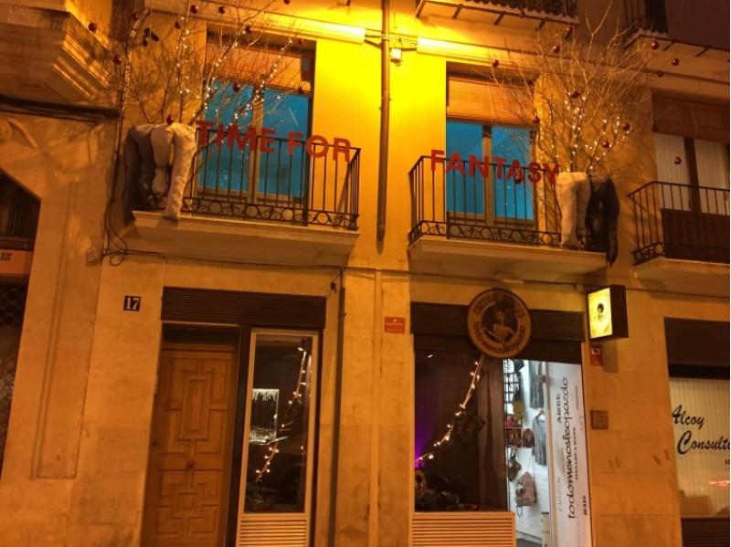 L'Ajuntament torna a incentivar la creació de comerç al centre històric d'Alcoi
