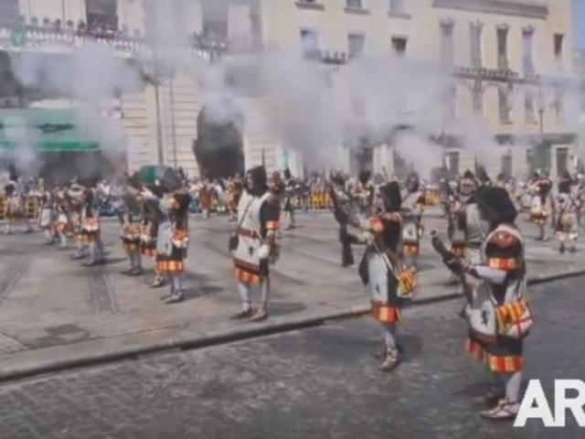 L'Alardo d'Alcoi en xifres: quasi 2.500 festers dispararan més de 4.800* quilos de pólvora