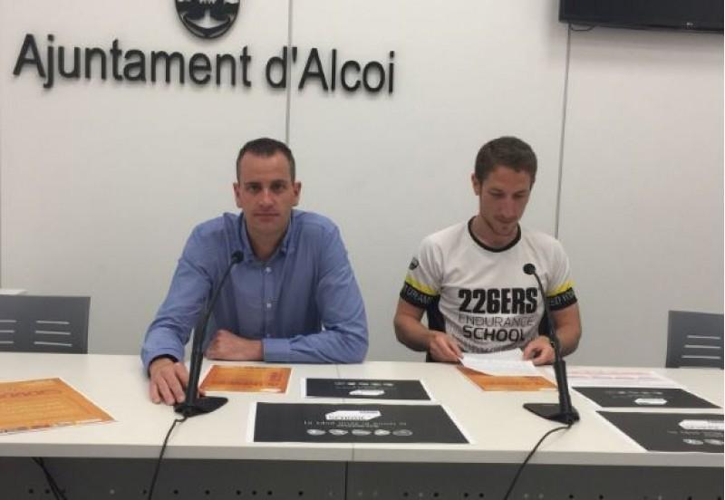 Alberto Belda i Javier Villar en roda de premsa / R. Lledó