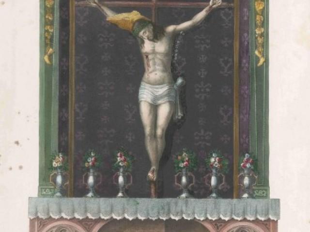 La Biblioteca Virtual d'Alcoi té 26 litografies del segle XIX /  Raül Llopis