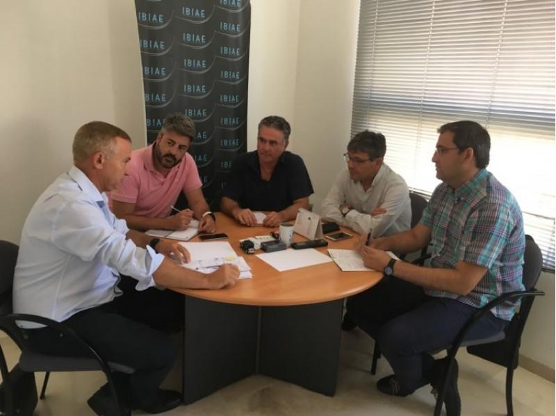 Reunió dels membres de la Plataforma el dilluns a Ibi