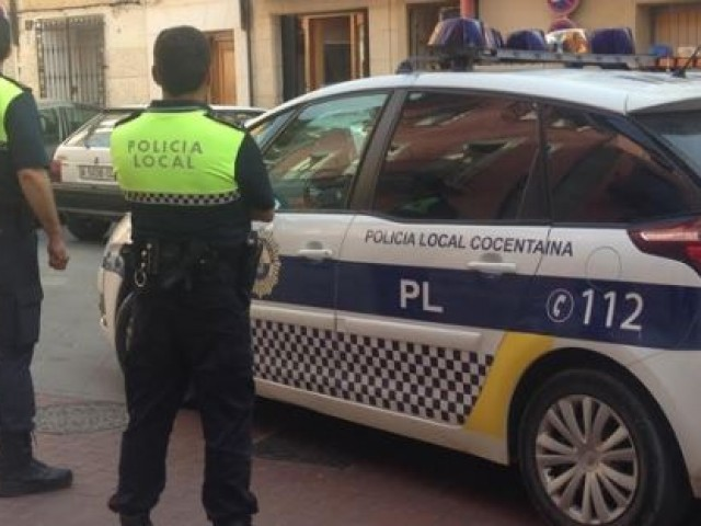 Policia Local de Cocentaina / Ajuntament