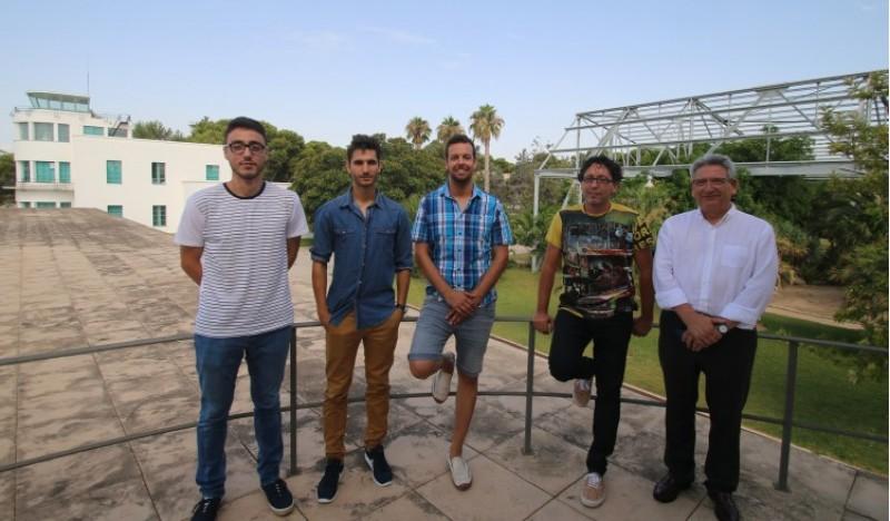 La Universitat d'Alacant i la Fundació CD Alcoyano signaran un conveni en matèria esportiva