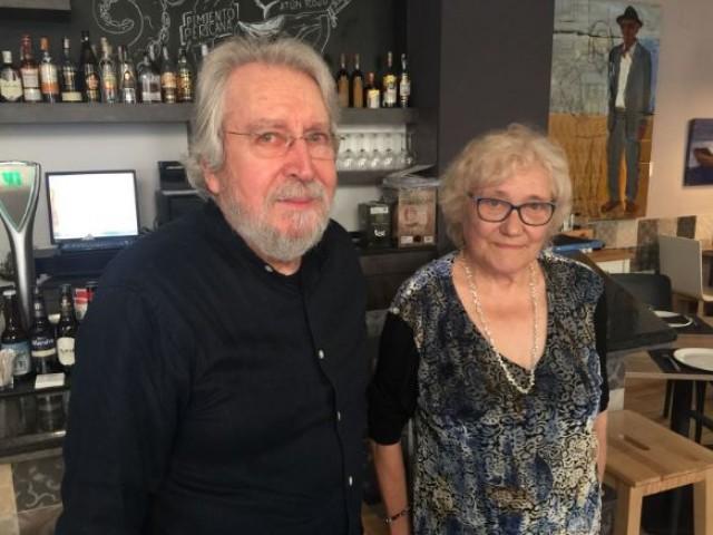 Isabel Clara Simó i Antoni Miró / AM