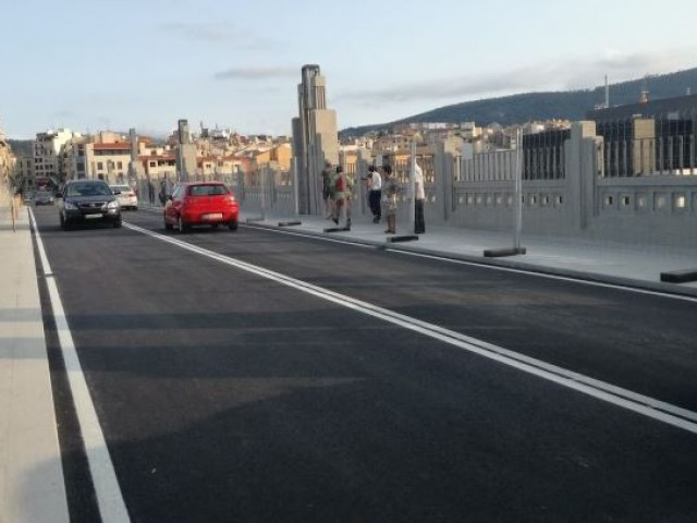 Pont de Sant Jordi / AM