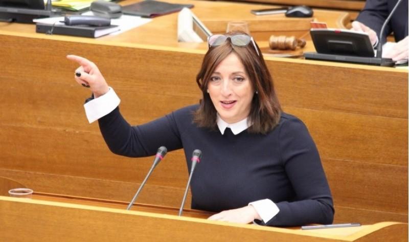 Rosa García, Secretaria de Comunicació de l'agrupació C,s