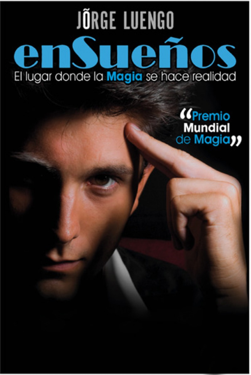 La màgia envaeix el Teatre Rio d'Ibi amb el mag Jorge Luengo