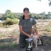 La murera Carla Reig Giner es classifica per a la final de caça menor amb gos en desembre / Vila de Muro