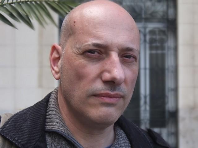L'autor, Jordi Peidro