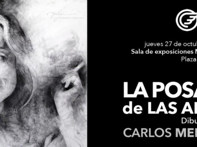 La pintura de Carlos Merchan, a la Sala d'Exposicions de Mutua Levante d'Alcoi