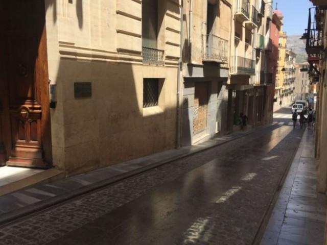 Carrer Sant Francesc / AM
