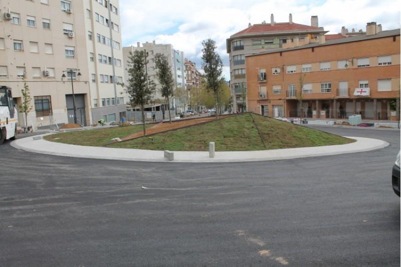 Rotonda d'El Collao / Ajuntament d'Alcoi