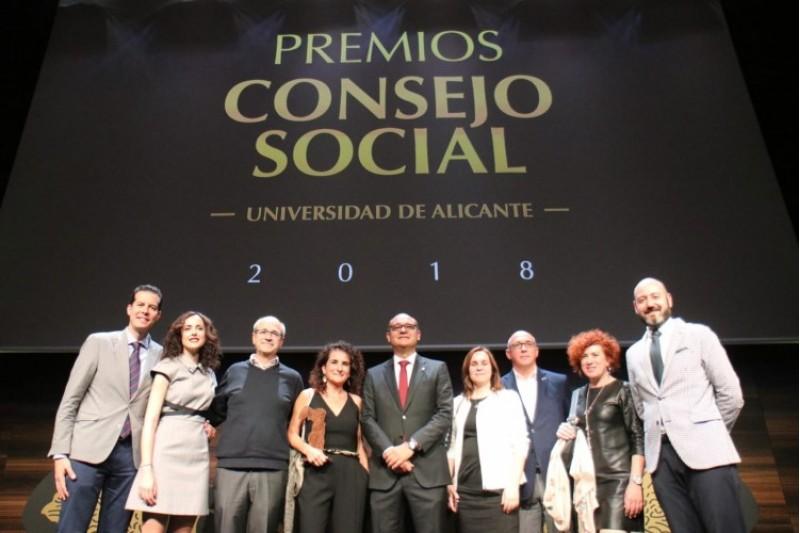 És la primera seu universitària que es va crear fora del Campus d'Alacant./ AM