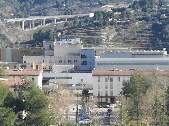 El servei d'urgències de l'Hospital d'Alcoi s'ha vist col·lapsat en alguns moments per l'alta incidència de la grip