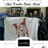La venda de les banderoles del Nadal Alcoià recapta 1995 € per al TEIX / Samarita