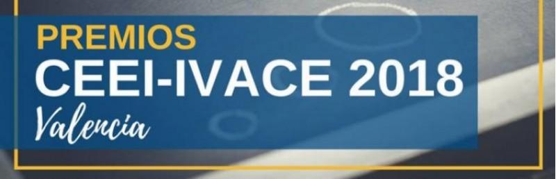 Les empreses innovadores de la província de València i les Comarques de l'Alcoià, el Comtat i la Foia de Castalla, poden participar en els premis CEEI-IVACE 2018 València