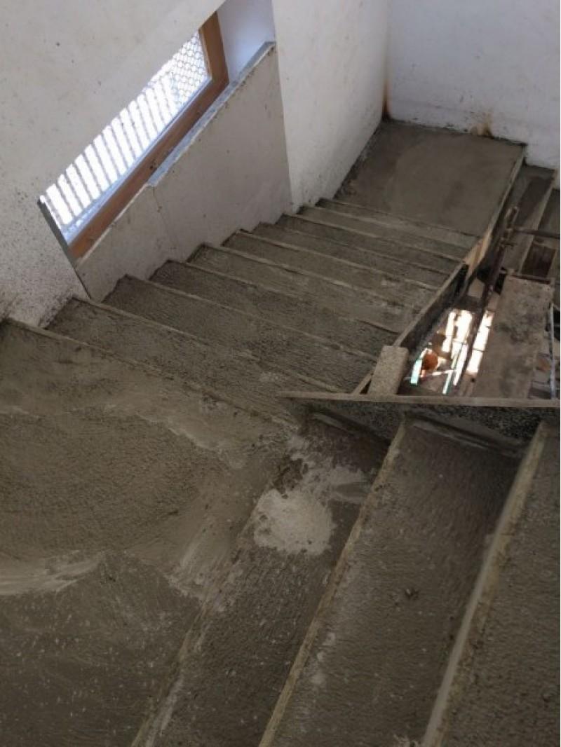 Les obres a l'edifici de l'antiga escola de Cervantes estan molt avançades / Ajunt. Alcoi