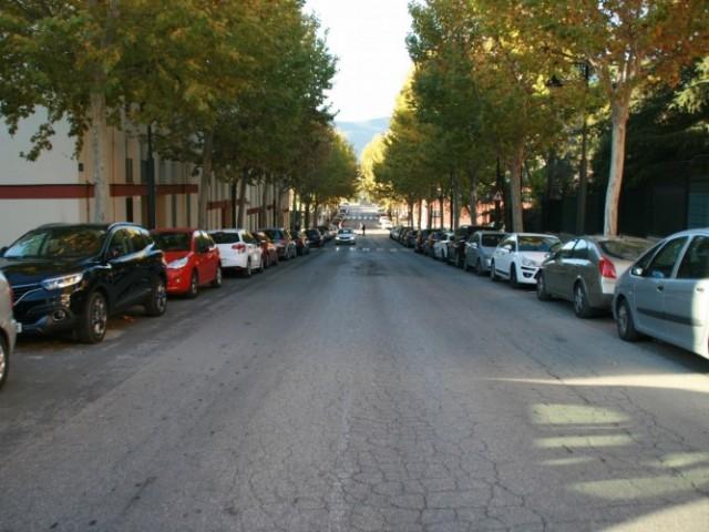 Un dels carrers on passarà el carril bici / Ajuntament