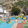 Activitat a la piscina/Ajuntament d'Alcoi