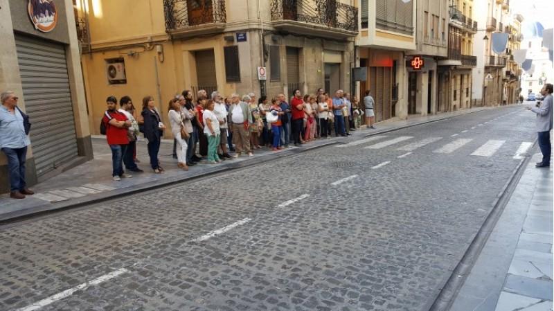 Les rutes guiades gratuïtes 'Descobreix Alcoi' reben més de 2000 persones / ajuntament d'Alcoi