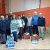 Lliurats els lots d'aliments que el Grup de Danses St. Jordi d'Alcoi va arreplegar / Grup de Danses