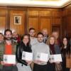 Lliurament dels premis / Ajuntament d'Alcoi