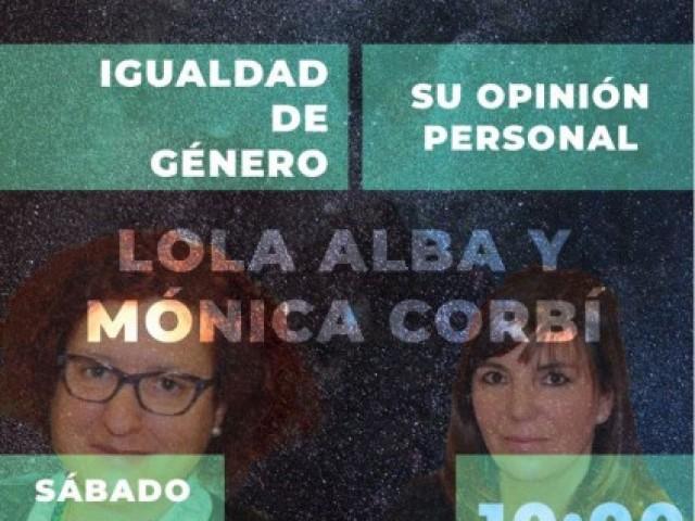 Loli Alba i Mónica Corbí parlaran d'Igualtat de Gènere en l'Escola de Formació de Noves Generacions del PP