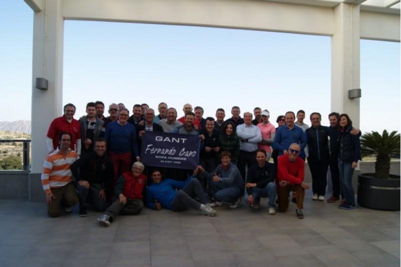 Foto de família dels participants / CGA