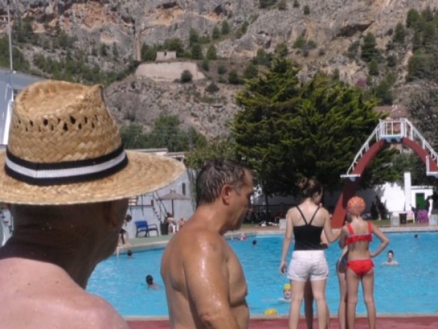 Majors de 65 anys poden gaudir els dilluns de les piscines d'Alcoi gratuïtament