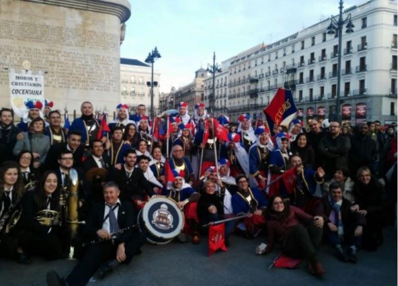 La festa de Cocentaina en Madrid / AM