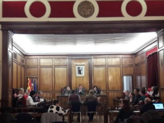 Plenari extraordinari / Ajuntament d'Alcoi