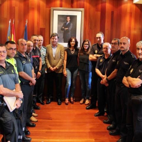 Junta de Seguretat / Ajuntament Cocentaina