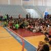 Nombrosos escolars de primària gaudeixen dels primers Jocs Olímpics de l'Escola Esportiva d'Iniciació / Comunicació Alcoi
