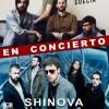No pots faltar al concert de Viva Suecia & Shinova a Teatre Rio d'Ibi