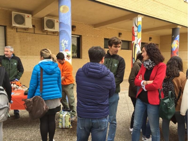 Notable èxit de participació en la XIV Setmana de la Joventut a Cocentaina / Cocentaina