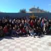 Nova activitat intergeneracional entre alumnes de batxillerat del col·legi La Salle i alumnes de les aules de la tercera edat d'Alcoi