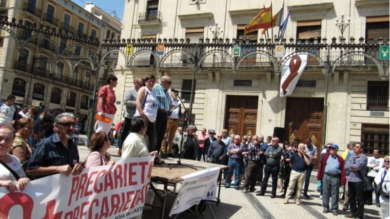 Nova convocatòria dels pensionistes a Alcoi / ARA