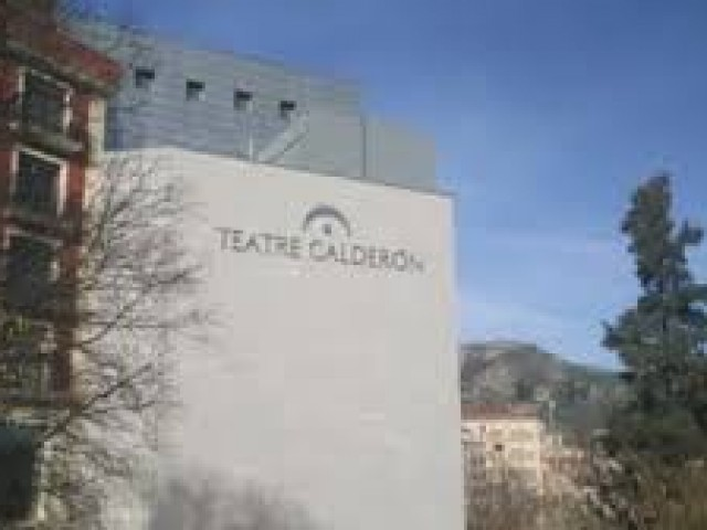 El Teatre Calderón, focus de la querella per estafa/AM