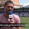 Andrés Palop en una entrevista per a ARAMULTIMÈDIA
