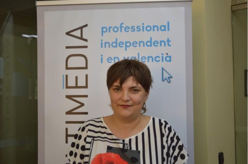 Patri Blanquer, diputada en el nou Congrés pel PSOE/AM
