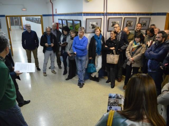 Presentació d'Eines i de les dues exposicions / R. Lledó