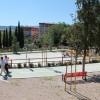 Reobri el parc del Romeral d'Alcoi amb noves zones de jocs infantils